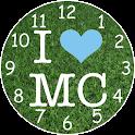 Manchester City 2013 clock icon