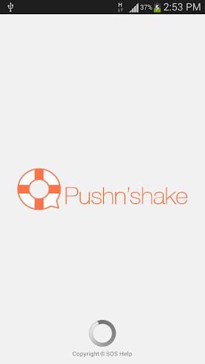 Pushn'shake Personal Safety