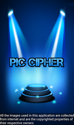 Pic Cipher - Picture puzzles