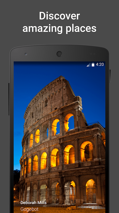 Rome City Guide - Gogobot - screenshot