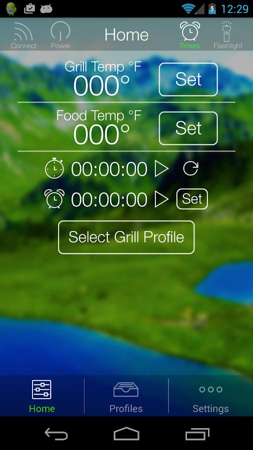Green Mountain Grills- screenshot