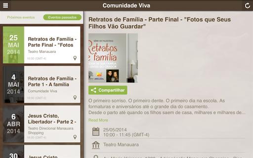【免費商業App】Comunidade Viva-APP點子
