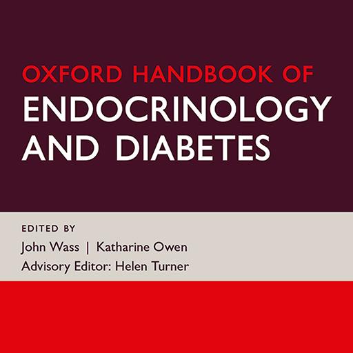 Oxford Handbook End& Diabetes LOGO-APP點子