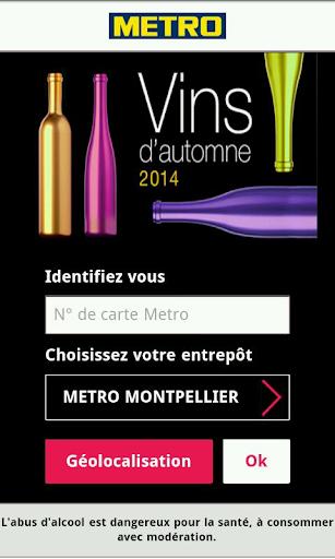 Metro Vins 2014