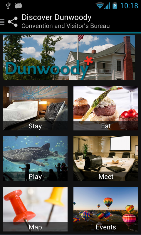 Discover Dunwoody - screenshot