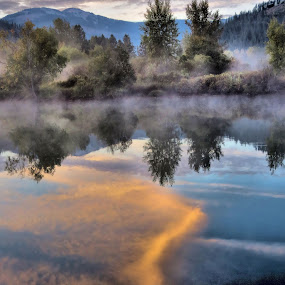 by Christopher Barker - Landscapes Waterscapes ( award )