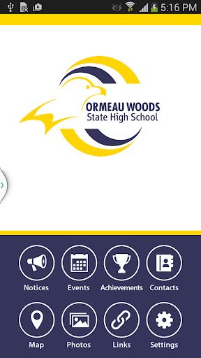 Ormeau Woods State High School