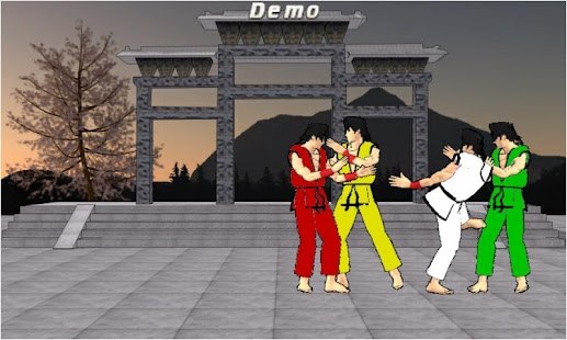 Final Karate Demo - screenshot thumbnail