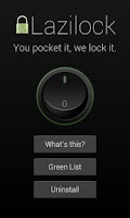 Screenshot of Lazi Lock Lite