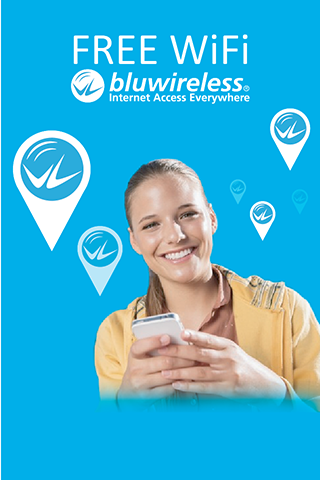 Bluwireless Free Wifi