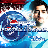 Pepsi Football Goalie