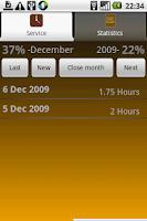 Screenshot of Plan your service
