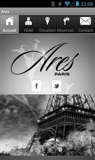 Hotel Ares Paris