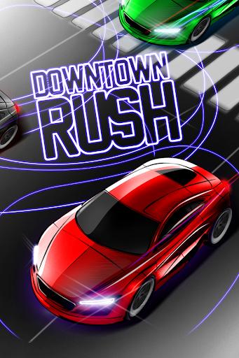 Car Race : DownTown Rush