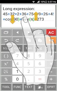 IdeaCalc scientific calculator v2.1.0