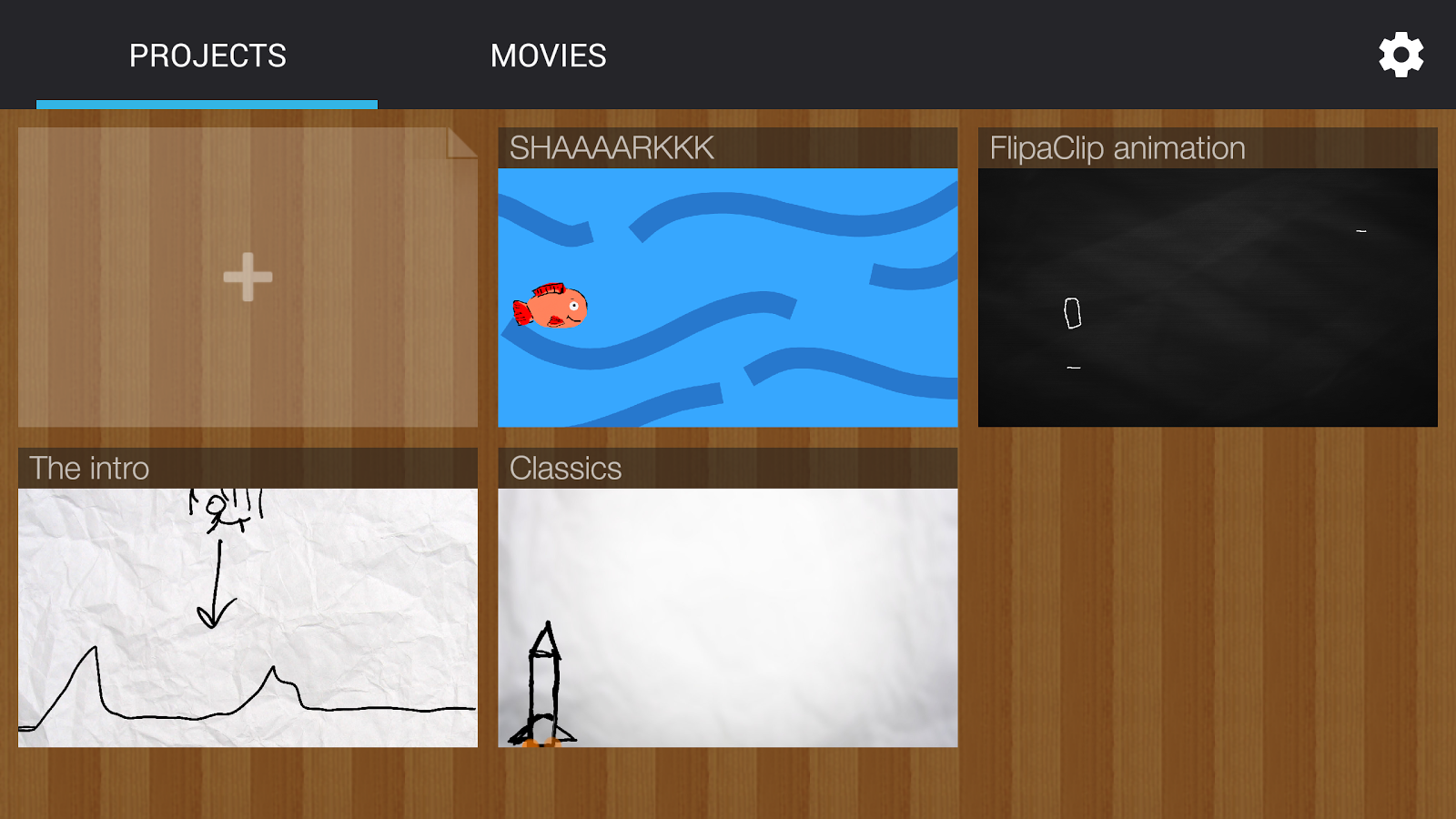 FlipaClip - Cartoon animation - screenshot