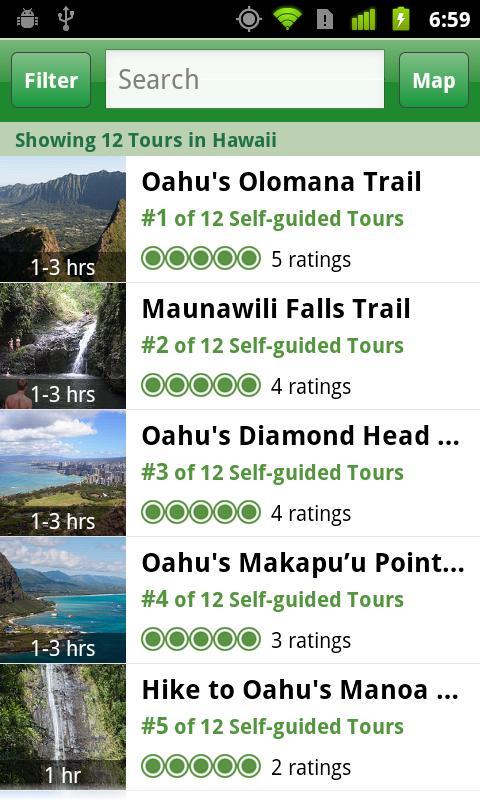Hawaii Travel Guide screenshot #5