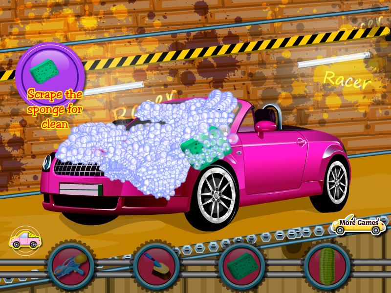 jeux de voiture pour filles – applications android sur google play