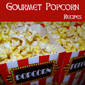 Gourmet Popcorn Recipes logo