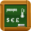 Unit Converter for Tablets logo