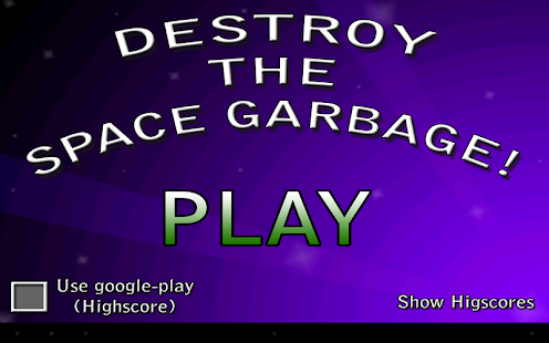 Destroy the space garbage! v1.0.3 APK