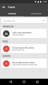 Fuelio: Fuel log & costs v4.1.0