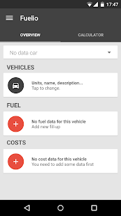Fuelio: Fuel log & costs - screenshot thumbnail