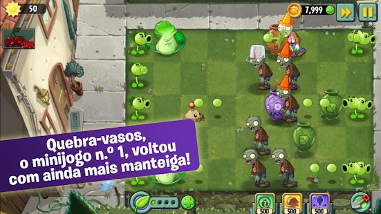 Plants vs. Zombies 2 screenshot