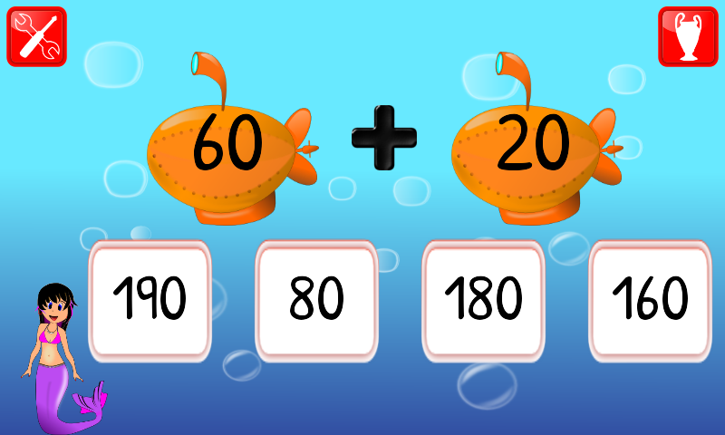 Tremendous First Grade Math Learning Game Android Apps On Google Play Easy Diy Christmas Decorations Tissureus