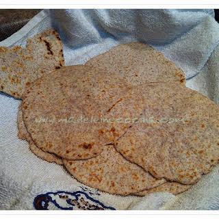 Whole Wheat Tortillas.