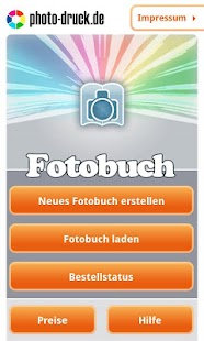 Fotobuch - screenshot thumbnail