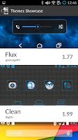 Screenshot of Cyanogen Theme Showcase