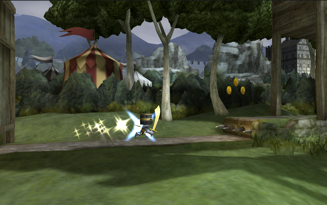Wind-up Knight 2- screenshot