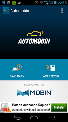 Automobin FindPark