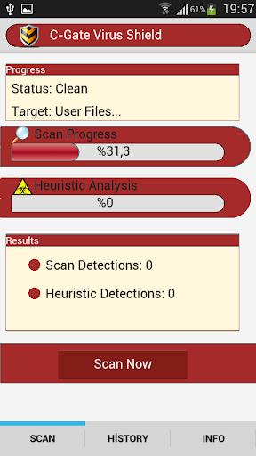 CGate Virus Shield