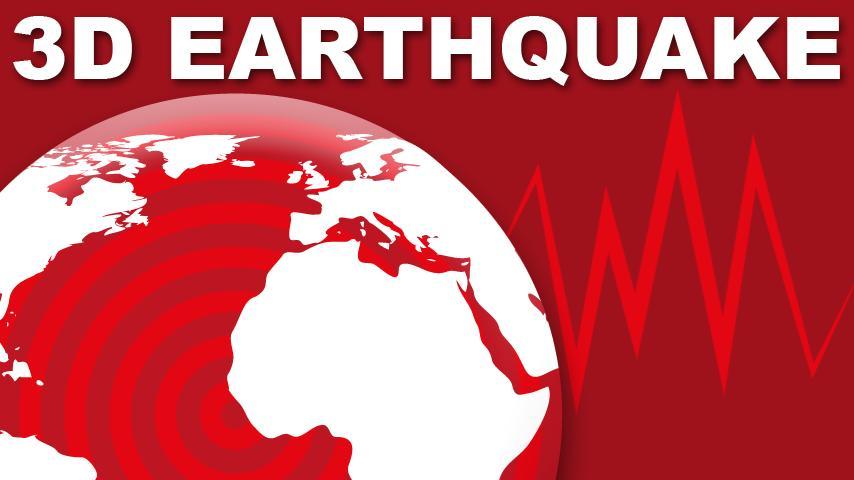 3D Earthquake - screenshot