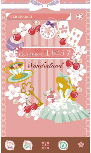 Alice in Spring Wonderland