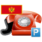 Parking + telefoni, Crna Gora