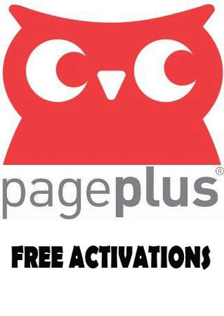 FREE Pageplus Activation