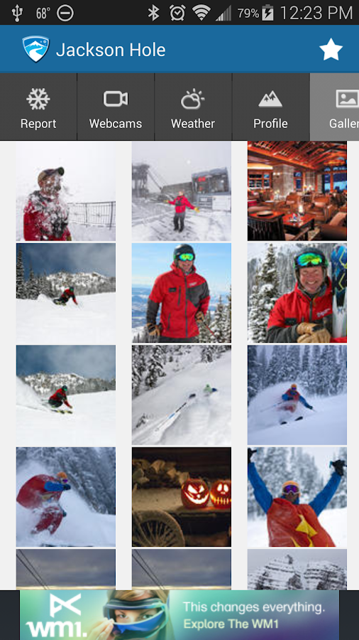 OnTheSnow Ski & Snow Report- screenshot