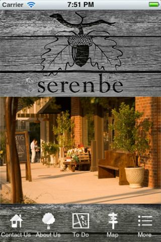 Serenbe Community App - screenshot