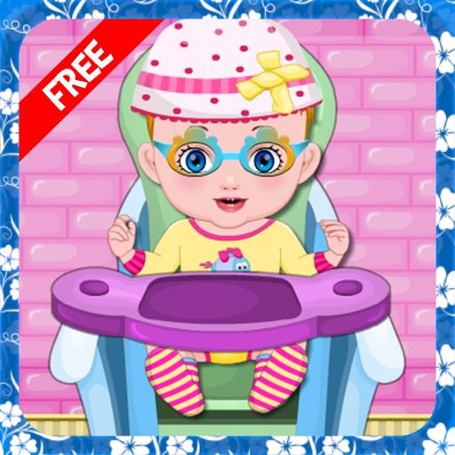照顾女孩子的游戏 休閒 App LOGO-APP開箱王