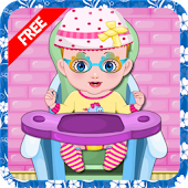Baby Care and Spa Games