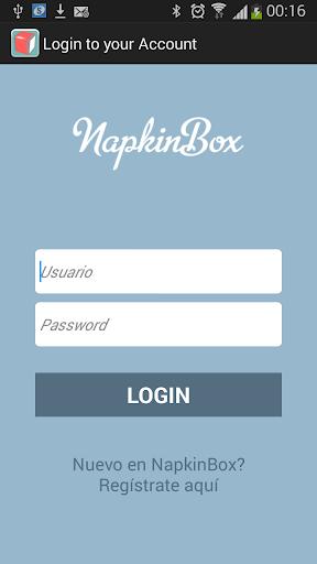 NapkinBox