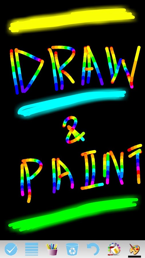 Animated Paint Pad - screenshot