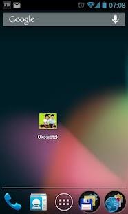 Okosjáték - screenshot thumbnail