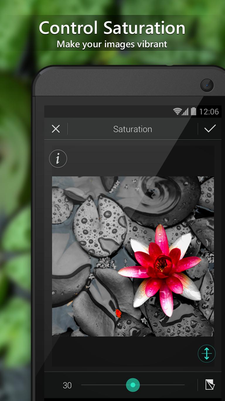 PhotoDirector Photo Editor App Screenshot 3