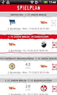 1. FC Union Berlin - screenshot thumbnail