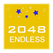 2048 Number Puzzle - Endless