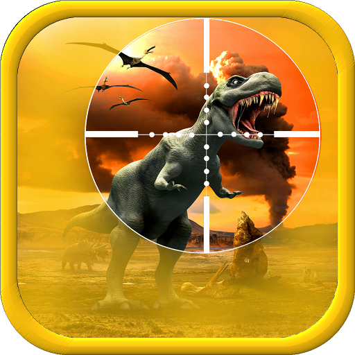 Dino Hunter LOGO-APP點子
